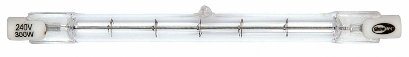 AKCIJA - Žarulja R7S 240V/300W 118mm SHOWTEC