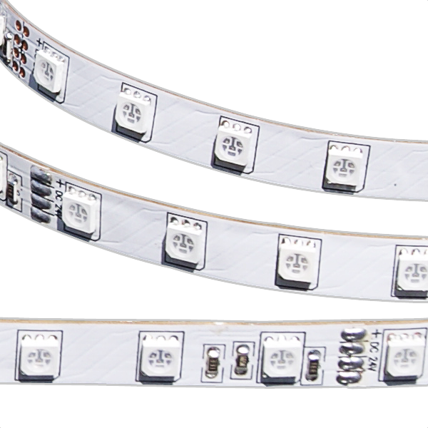 LED traka SMD5050 MK3 60 ledica/m, 14,4W/m 24V RGB IP-20 X-LIGHT