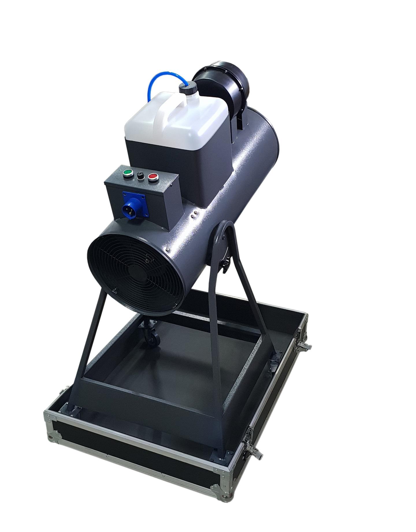 AKCIJA! MeggaSnow 2000W uređaj za umjetni snijeg X-LIGHT